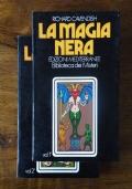 LA MAGIA NERA - 2 volumi non venduti separati - vol.1 (Il mondo della magia nera - Numerologia - La Cabala e i nomi di potenza - Alchimia - La pietra e l' elisir) + vol.2 (astrologia - magia rituale - satanismo)
