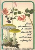 Flora spontanea protetta prodotti del sottobosco e funghi (regione Emilia-Romagna)