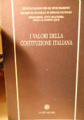 I valori della costituzione italiana