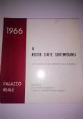 III MOSTRA D'ARTE CONTEMPORANEA PALAZZO REALE 1966