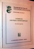 LEZIONI DI GIUSTIZIA COSTITUZIONALE
