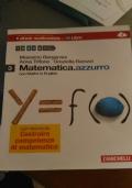 Matematica. Azzurro Con maths in English volume 3