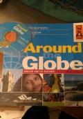 Around the globe.english and Ita cultures