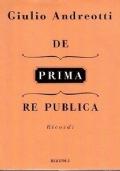 DE PRIMa RE PUBLICA