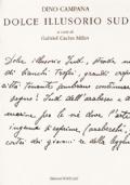 DOLCE ILLUSORIO SUD AUTOGRAFI SPARSI 1906-1918