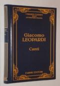 GIACOMO LEOPARDI CANTI