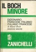 Il Boch Minore (Dizionario italiano-francese-italiano)