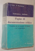 SPECIALE PANORAMA TRAME D'ITALIA 1963-1990