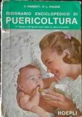 Dizionario enciclopedico di Puericoltura