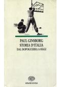 Storia d'Italia. Dal dopoguerra ad oggi