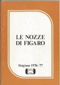 Le nozze di Figaro : opera comica in quattro atti di Lorenzo Da Ponte / musica di Wolfgang Amadeus Mozart ; G. Ricordi & C.