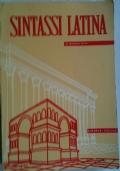 Sintassi latina con principi di prosodia, metrica e stilistica