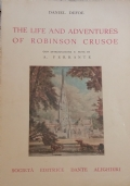 The life and andventure of Robinson Crusoe