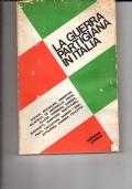 La guerra partigiana in Italia