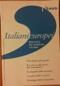 Italianieuropei bimestrale del riformismo italiano 1/2002