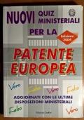 Quiz ministeriali per la Patente Europea ediz.2004