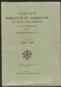 Lexicon hebraicum et aramaicum Veteris Testamenti. Fasc. 1-9.