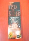 DEON MEYER: LA LISTA DEL KILLER. PIEMME POCKET 2003 MINI POCKET! THRILLER