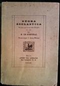 Suora Scolastica. Histoire qui émut tout Naples en 1740