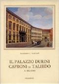 Il Palazzo Durini Caproni di Taliedo a Milano. Note di storia e d'arte