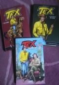 Tex - Bonelli (2 Magazine/Almanacchi + 2 serie oro)