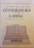 Letteratura latina vol.III