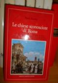 Le chiese sconosciute di Roma