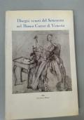 Disegni veneti del Settecento nel Museo Correr di Venezia
