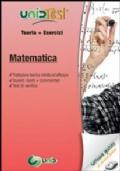 UnidTest 14. Manuale di teoria-Esercizi di matematica. Con software di simulazione