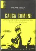 CAUSA COMUNE - L'informazione fra bene comune e proprietà