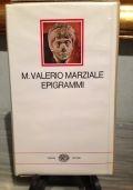 EPIGRAMMI   MARZIALE MARCO VALERIO