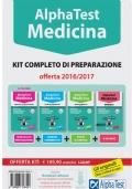 Alpha Test. Medicina, odontoiatria, veterinaria. Kit completo di preparazione. Con software di simulazione