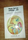 POESIA TEDESCA CONTEMPORANEA - DAL 1945 AD OGGI