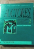 AUCTORES voci e modelli. Antologia Latina per la quarta classe del liceo scientifico. Vol 2