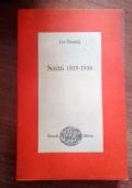 SCRITTI 1929- 1936