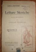 Letture storiche - Ad uso specialmente dei ginnasi superiori