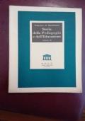 Storia della pedagogia e della educazione volume III