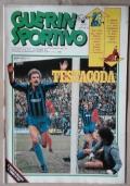 GUERIN SPORTIVO 1981 n. 49 poster Collovati