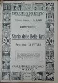 Compendio di storia delle belle arti