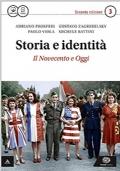 Storia e identità. Per le Scuole superiori. Con e-book. Con espansione online: 3