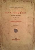 UNA COMUNE DELLE MARCHE NEL 1798 E 99 E IL BRIGANTE SCIABOLONE