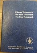 Il Nuovo testamento - Das Neue Testament - The New Testament