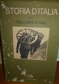 Storia d'Italia 1 I caratteri originali