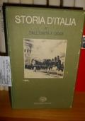 Storia d'Italia Le regioni Dall'unità a oggi