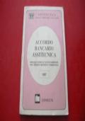 ASSITECNICA: ACCORDO BANCARIO ASSITECNICA. CONSULTA 1987 MANUALE MATURITà !
