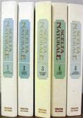 La scelta naturale Enciclopedia 5 volumi salute benessere medicina dieta natura CAR0