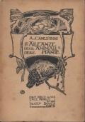 Le alleanze degli animali e delle piante. II edizione; 49 incisioni.