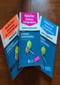 Alpha Test Economia Giurisprudenza (manuale di preparazione - esercizi commentati -3900 quiz)