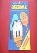 PAPERINO &C. n.41 WALT DISNEYMONDADORI. 11 APRILE 1982 UOVA FOLLIE! NO FIGURINE