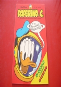 PAPERINO &C. n.4 WALT DISNEYMONDADORI. 26 LUGLIO 1981 IL TEPEE DI PENNA BIANCA